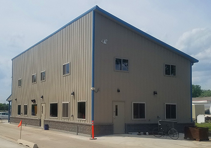 Commercial Buildings and Post Frame Buildings in West Virginia - commercial